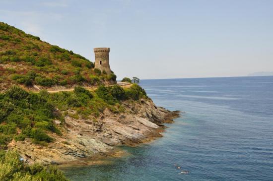 Tour de Mosse - Cap Corse - Août 2013