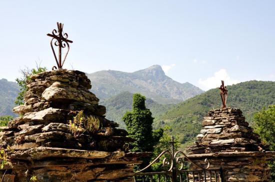 Paysage en Haute Corse - Août 2013