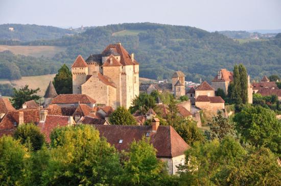 Village de Curemonte - Corrèze - Août 2013