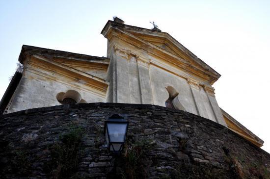 Eglise de Vescovato - Haute Corse - Août 2013