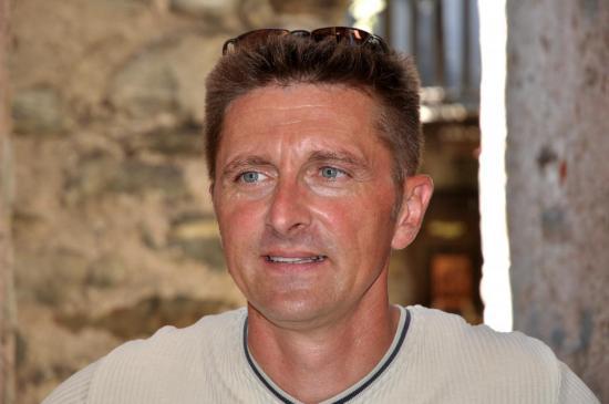 Philippe en Italie - Piémont - Août 2012