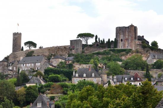 Village de Turenne - Corrèze - Août 2013