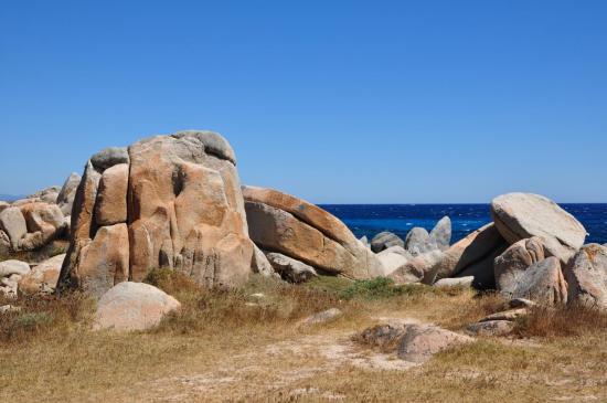 Iles Lavezzi - Corse du sud - Août 2013