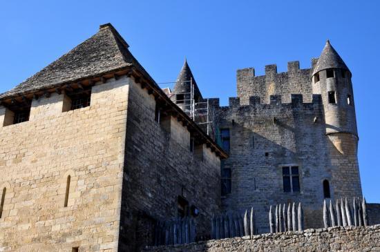 Château de Beynac - Dordogne - Mars 2012