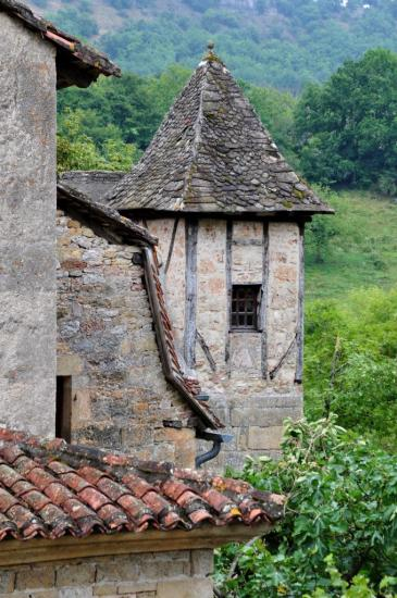 Village d'Autoire - Lot - Août 2013