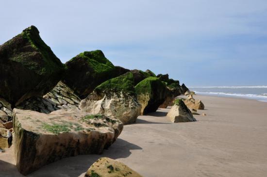 Plage de Soulac Sur Mer - Gironde - Avril 2013
