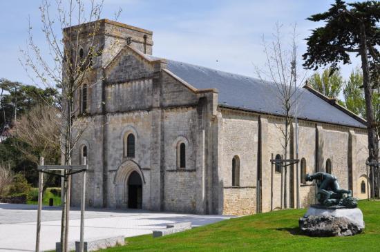 Eglise de Soulac Sur Mer - Gironde - Avril 2013