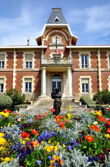 Mairie de Soulac Sur Mer - Gironde - Avril 2013