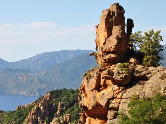 Calanches de piana - Corse - Août 2014