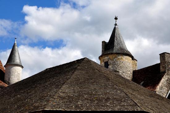 Ville de Martel - Lot - Août 2013