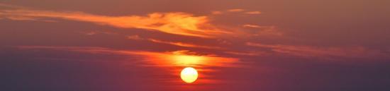 Coucher de soleil à Porto - Corse du sud - Août 2014