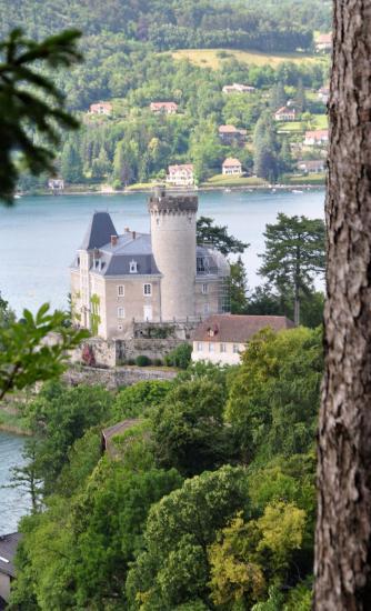 Duingt - Haute-Savoie - Juillet 2016
