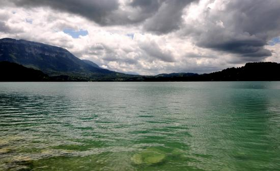 Lac d'Eguebelette - Haute-Savoie - Juillet 2016