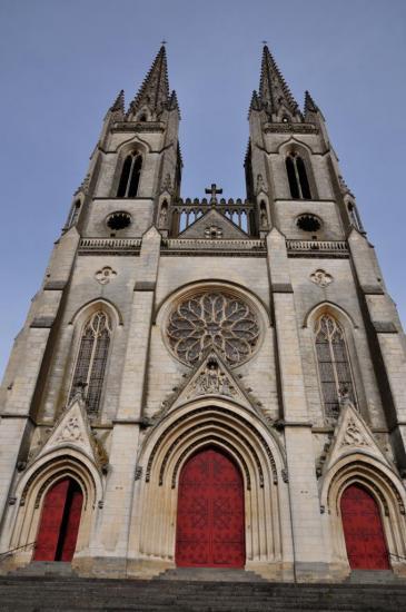 Eglise Saint André - Niort - Deux-Sèvres - Octobre 2013