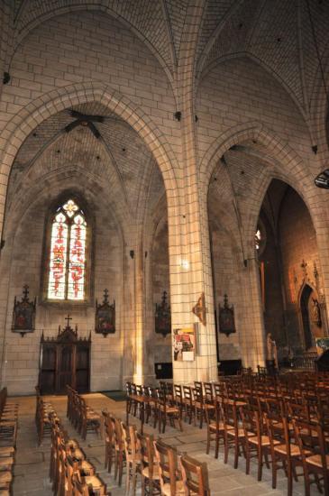 Architecture religieuse à Niort - Deux-Sèvres - Octobre 2013