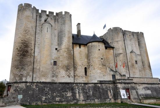 Le Donjon - Niort - Deux-Sèvres - Octobre 2013