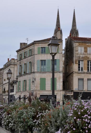 Niort - Deux-Sèvres - Octobre 2013