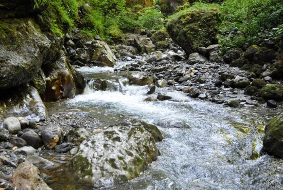 Gorges de Kakuetta - Juillet 2018