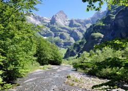 Sixt-Fer-à-Cheval - Haute-Savoie - Juillet 2016