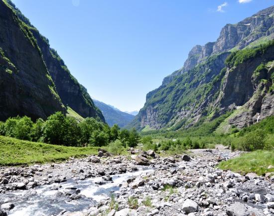 Sixt-Fer-A-Cheval - Haute-Savoie - Juillet 2016
