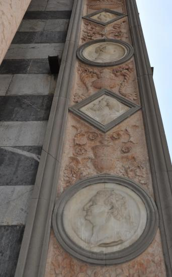 Ville de Bergame en Lombardie - Avril 2014
