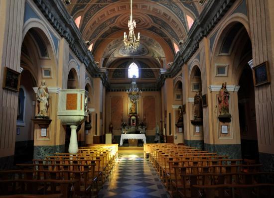 Architecture religieuse en Corse du sud - Août 2014