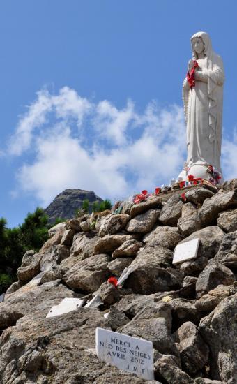 Col de Bavella - Alta Rocca - Corse du sud - Août 2014
