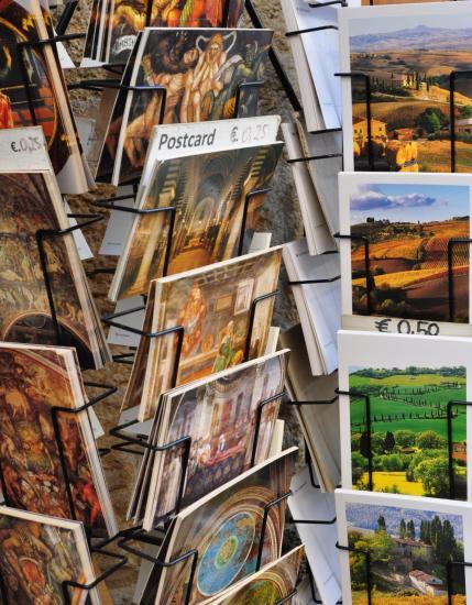 San Gimignano en Toscane