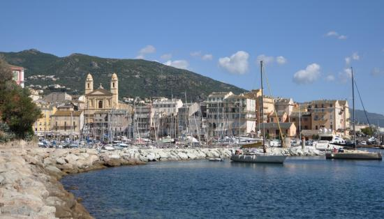 Port de Bastia - Haute Corse - Août 2014