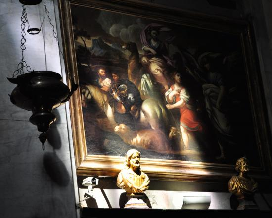 Eglise Saint-Jean-Baptiste de Bastia - Haute Corse - Août 2014