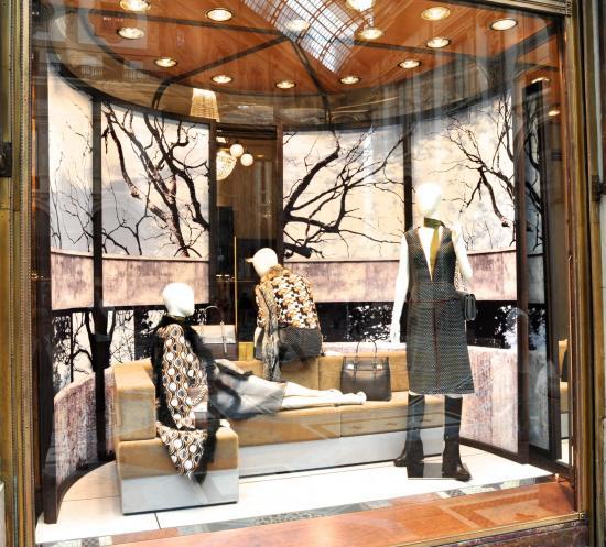 Galleria Vittorio Emmanuele II - Milan - Lombardie - Octobre 2014