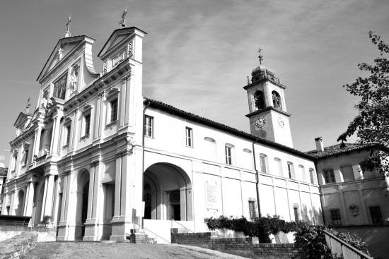 Calvaire de Créa - Piémont - Italie - Octobre 2014