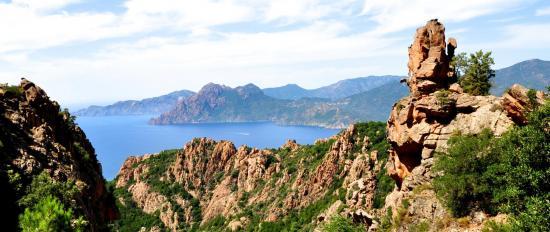 Calnches de Piana - Corse - Août 2014