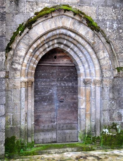 Abbatiale Sainte Valérie à Chambon-Sur-Voueize - Creuse - Février 2015