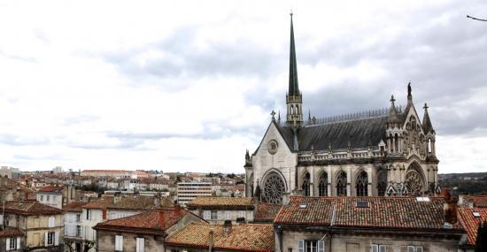 Angoulême - Charente - Février 2015