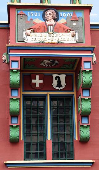 Bâle - Suisse - Mars 2015