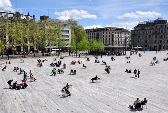 Zürich - Suisse allemande - Avril 2015