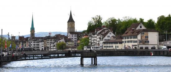 Zürich, ville Suisse multiculturelle