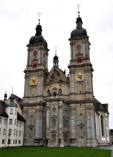 Saint Gall - Suisse orientale - mai 2015