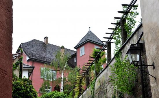 Rheinfelden en Suisse allemande - Mai 2015