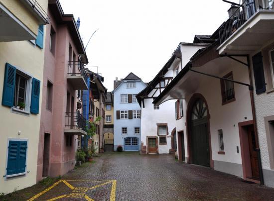 Rheinfelden - Suisse allemande - Mai 2015