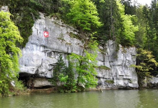 Saut du Doubs - Mai 2015