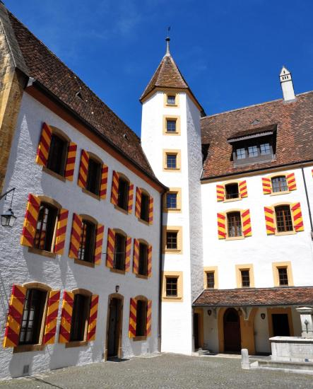 Neuchâtel - Suisse romande - Mai 2015