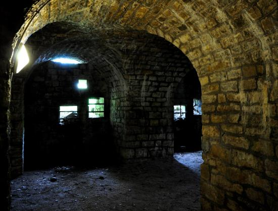 Fort du Mont Bart - Doubs - Mai 2015