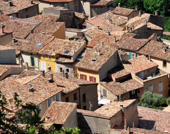 Moutiers Sainte Marie - Alpes de haute Provence - Juillet 2015