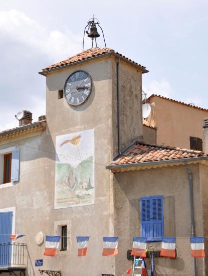Rougon - Alpes de Haute Provence - Juillet 2015