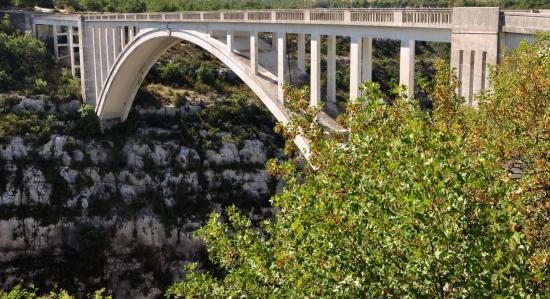 Pont de l'Artuby - Var - Juillet 2015