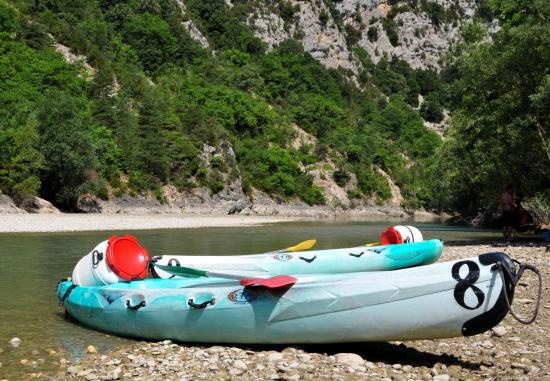 Gorges du Verdon - Alpes de Hautes Provence - Juillet 2015