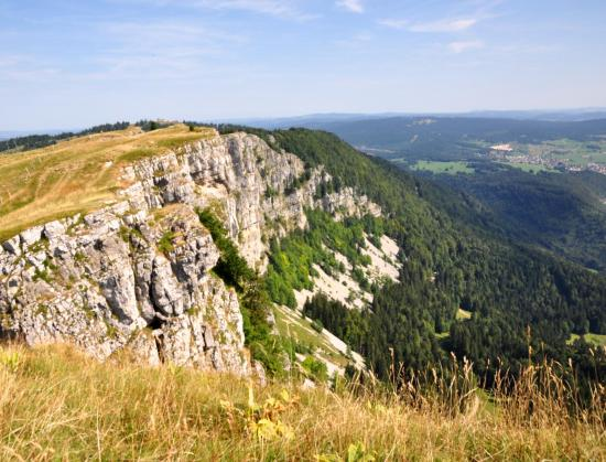 Mont -d'Or - Doubs - Août 2015