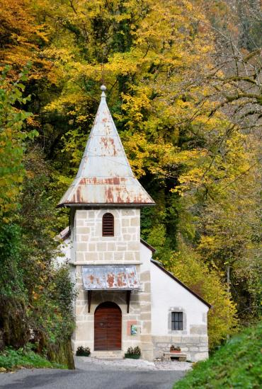 Charmauvillers - Doubs - Octobre 2015